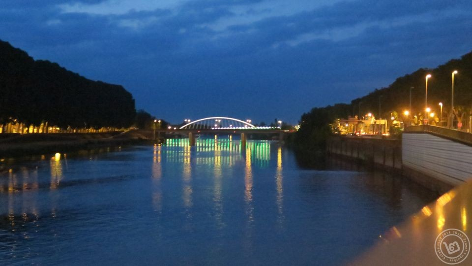 Tram Bridge Angers