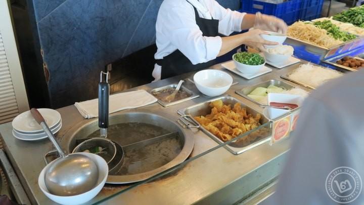 Baiyoke Bangkok Sky Food Noodle
