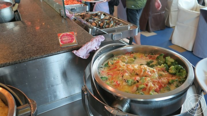 Baiyoke Bangkok Sky Food