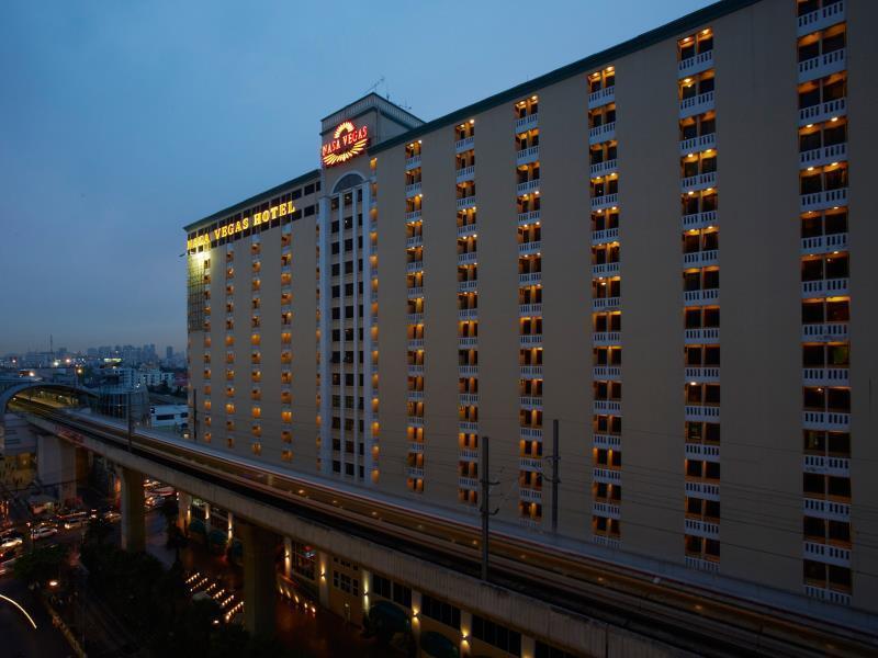 Nasa Vegas Hotel ภาพจาก Agoda