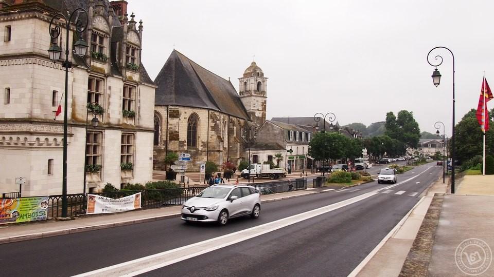 Amboise อังบัวส์