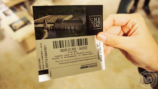 ตั๋วแบบกรุ๊ป ราคา 9.50 ยูโร