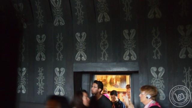 ห้องสีดำ ของปราสาทเชอนองโซ