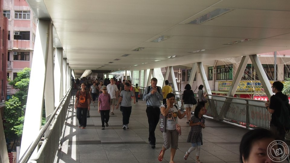 Wan Chai Station to HKCEC
