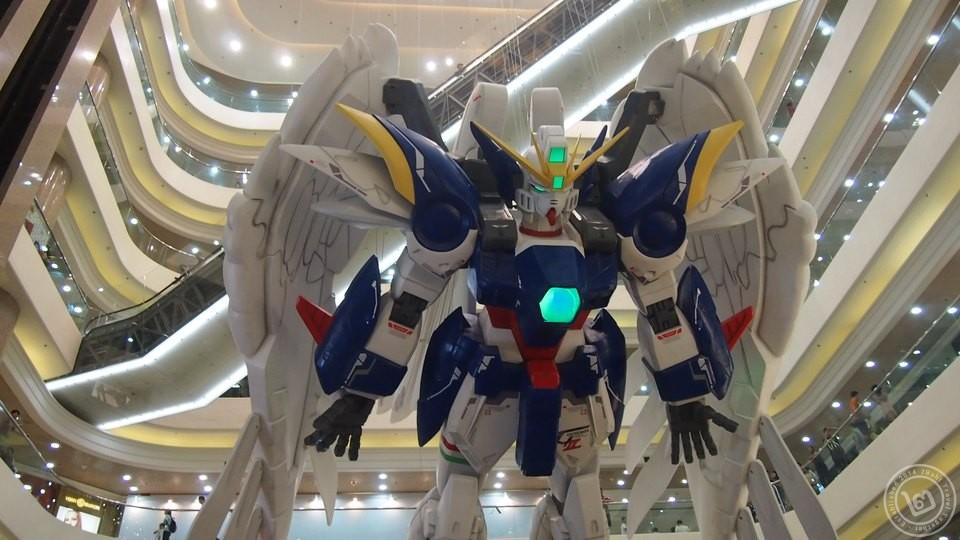 Gundam Wing Hong Kong