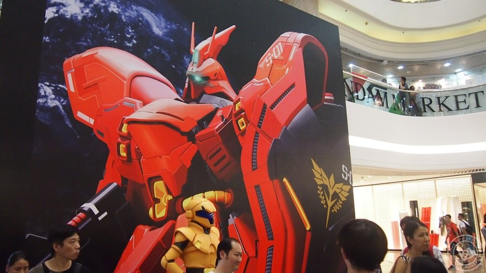 Sazabi Gundam