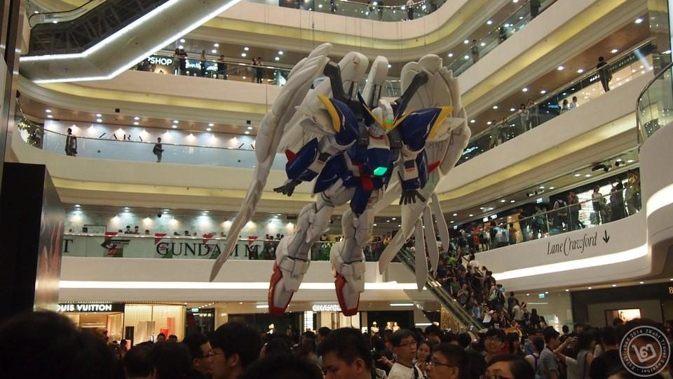 Gundam Times Square