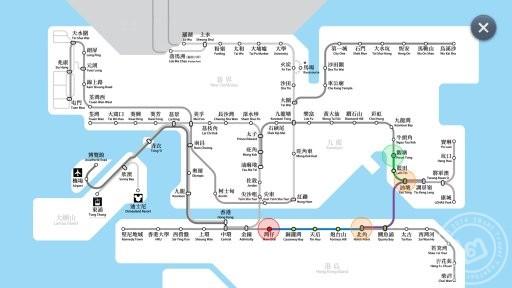 แสดงผลการค้นหารถไฟฟ้า MTR (วางจอแนวนอน)