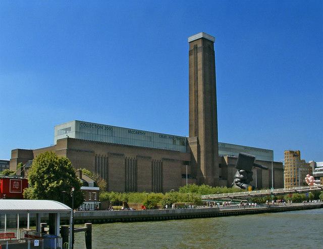 Tate Modern (ภาพจาก Wikipedia)