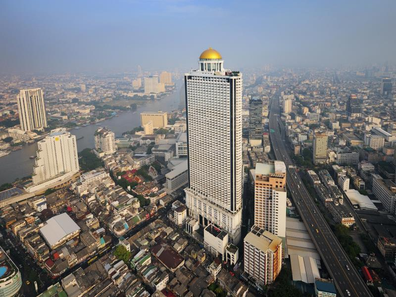 lebua at State Tower ภาพจาก Agoda