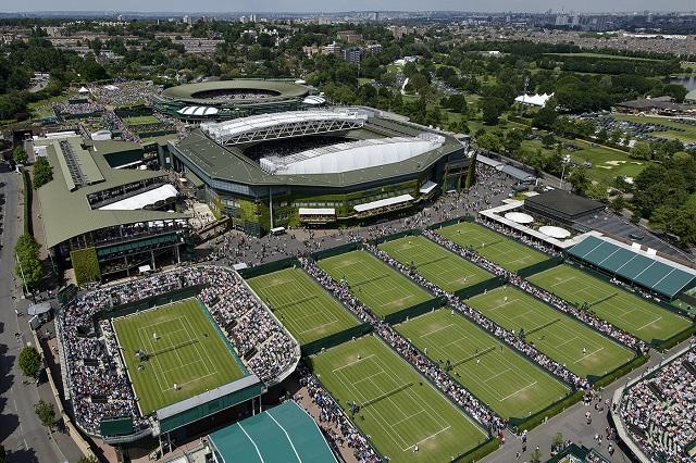 ภาพจากเว็บไซต์ Wimbledon