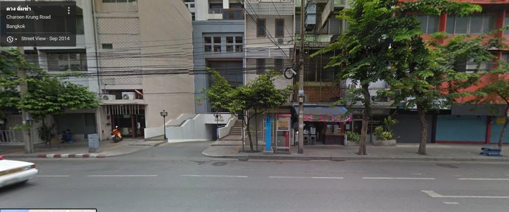 หน้าร้านตวงติ่มซำ ภาพจาก Google Street View