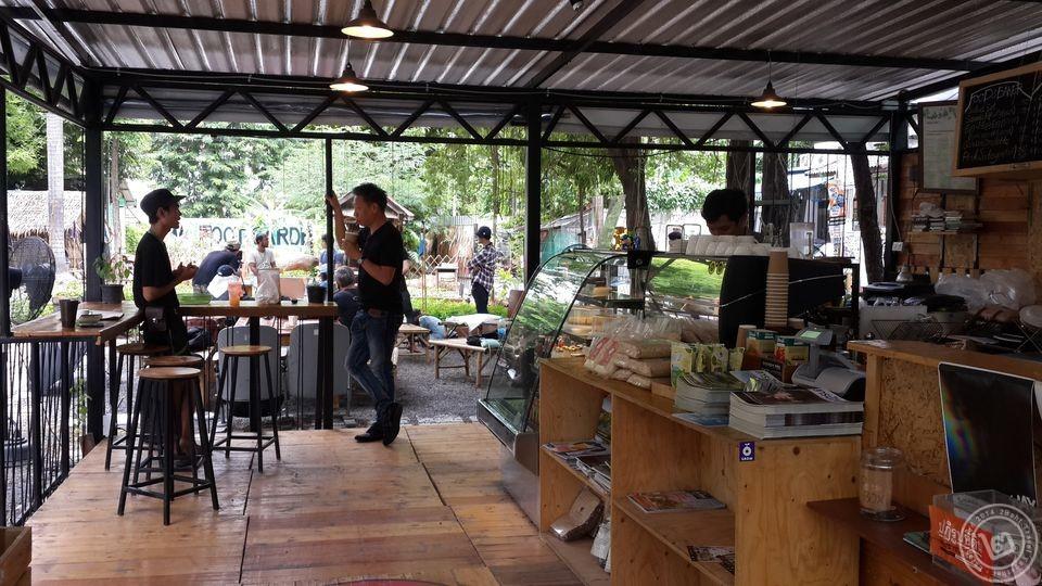 Root Garden Cafe