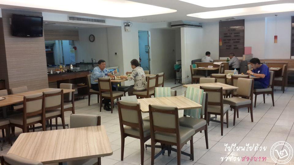 ห้องอาหาร โรงแรมฟลอริด้า พญาไท