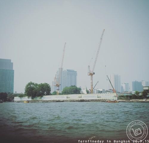 chaopraya river bangkok