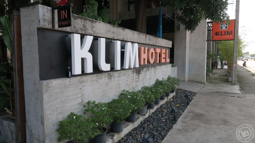 โรงแรมคลิม Klim Hotel & Klim Kitchen บุรีรัมย์