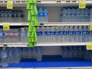 ซื้อน้ำดื่มในสิงคโปร์ไม่แพงอย่างที่คิด