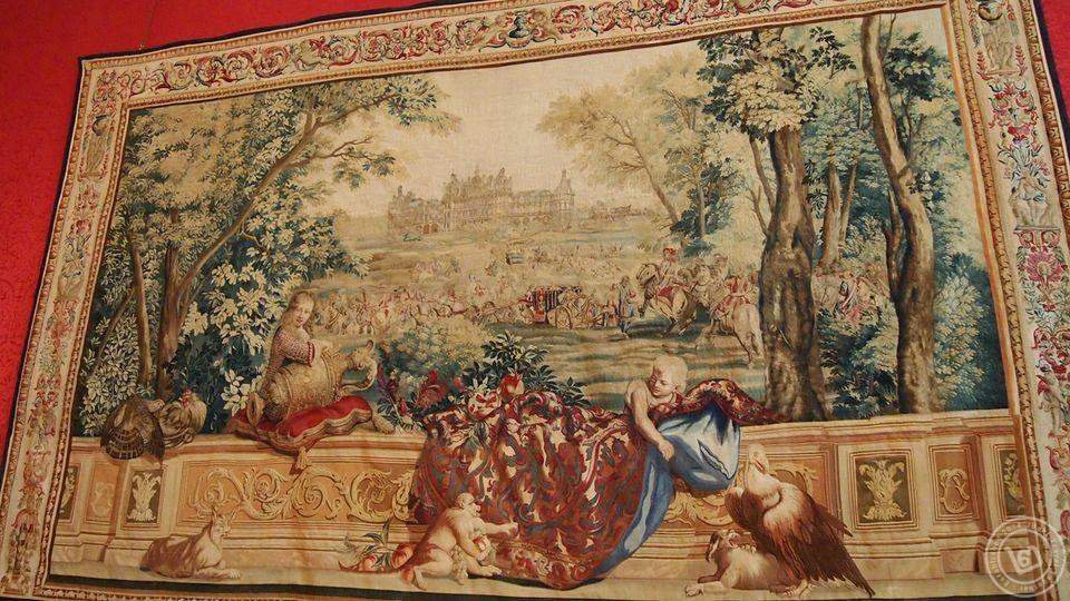 Chombord Tapestry