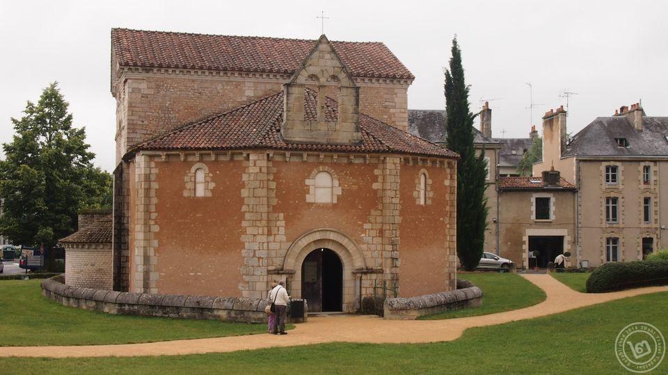 Baptistère Saint-Jean Poitiers