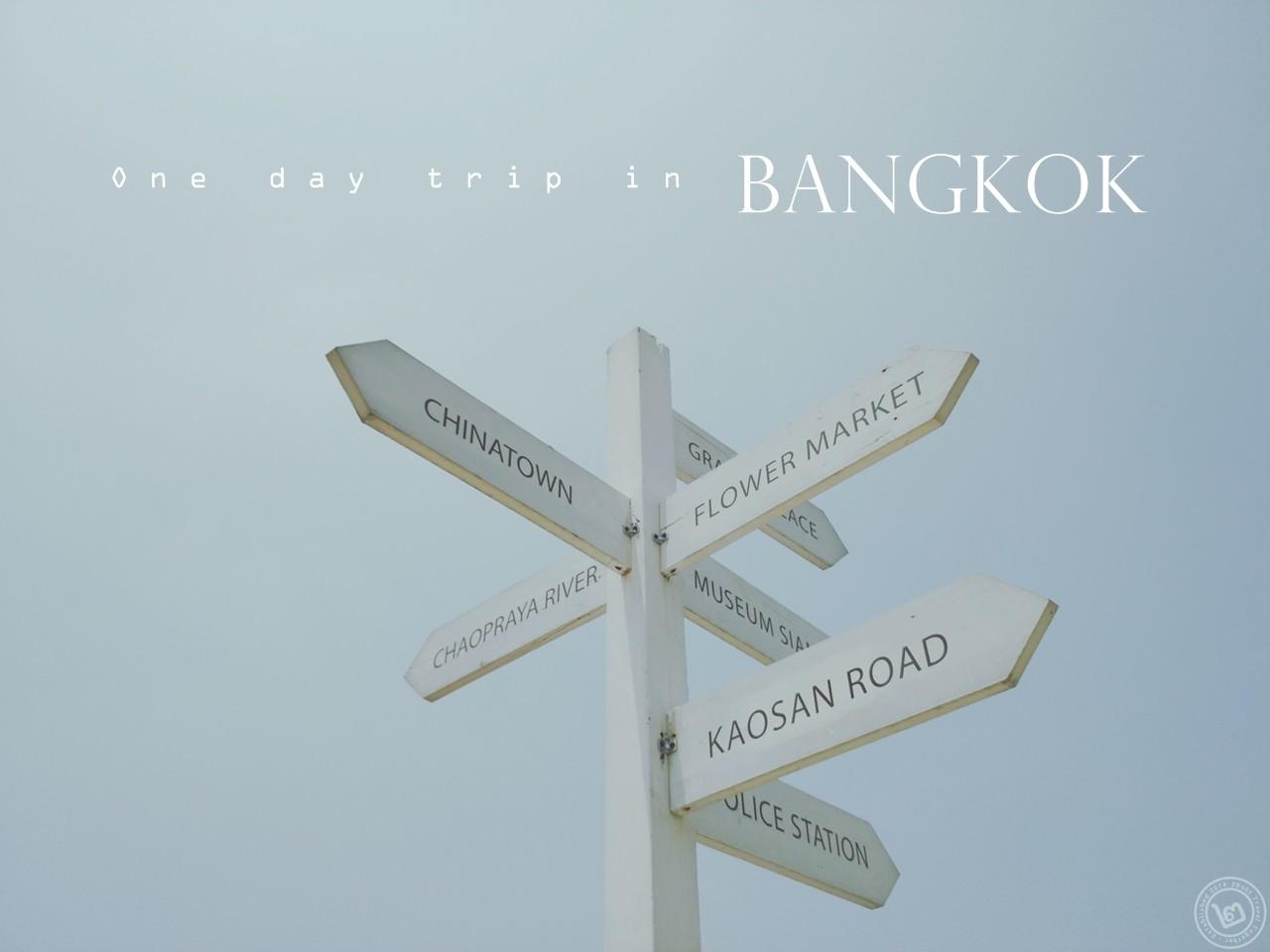 one day trip bangkok