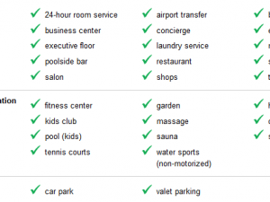 hotel agoda attribute