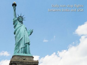 Air India Non-stop USA