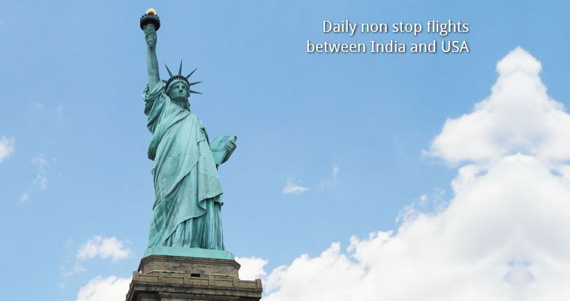 Air India Non-stop USA