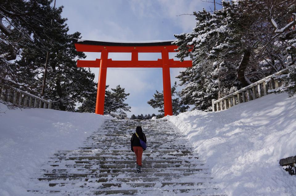 ภาพประกอบ Hakodate / Flickr / blese