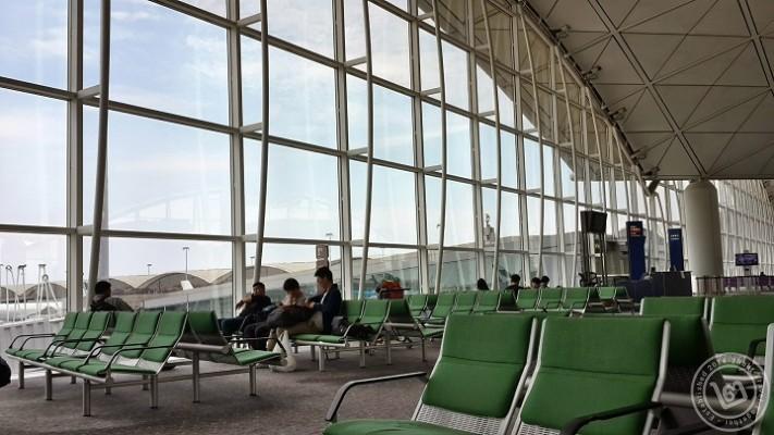 สนามบินฮ่องกง (ภาพโดย 2baht.com)