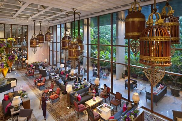 ภาพจากเว็บไซต์ Mandarin Oriental Bangkok