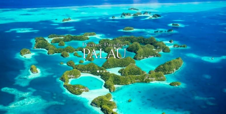 ภาพจากการท่องเที่ยว Palau