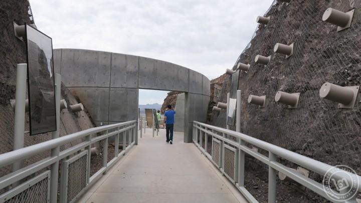 Hoover Dam Walkway