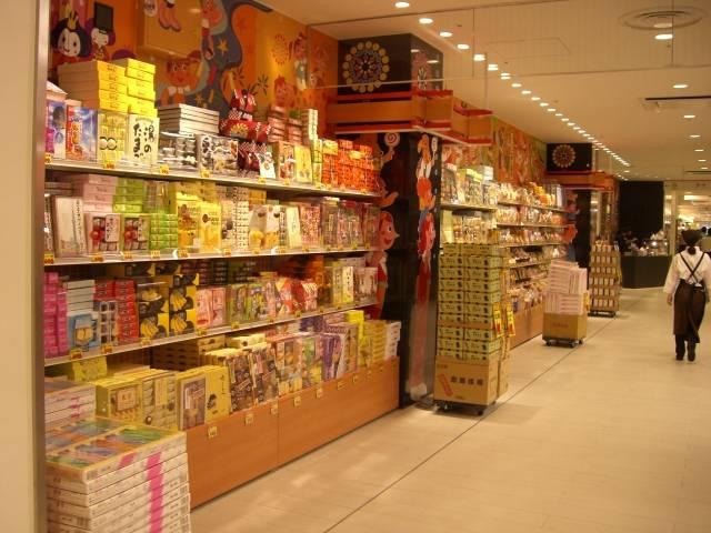 ร้านขนมหมื่นอย่าง (Niki no Kashi) สาขา Tokyo Skytree