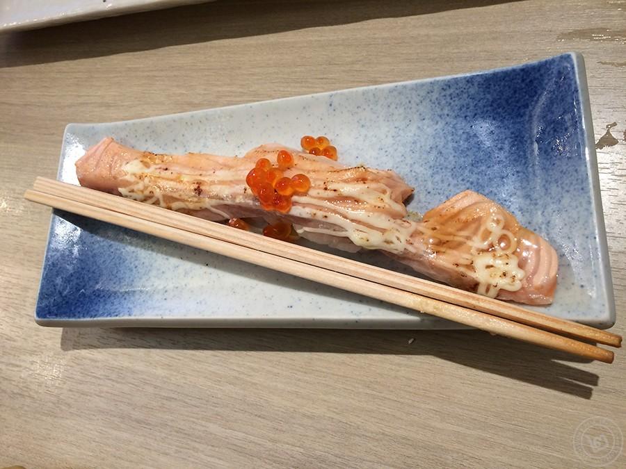 Aburi Salmon Midori