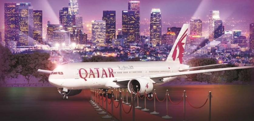 Qatar Airways หนึ่งในสายการบินจากตะวันออกกลางที่กำลังมาแรง