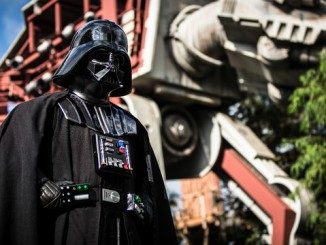 Star Wars Theme Park Disney World