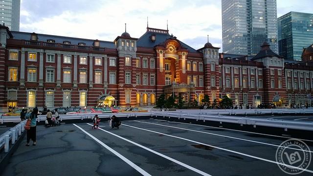 สถานี Tokyo (ภาพ isriya.com)