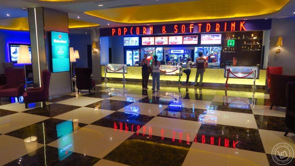 Major Platinum Cineplex เวียงจันทน์