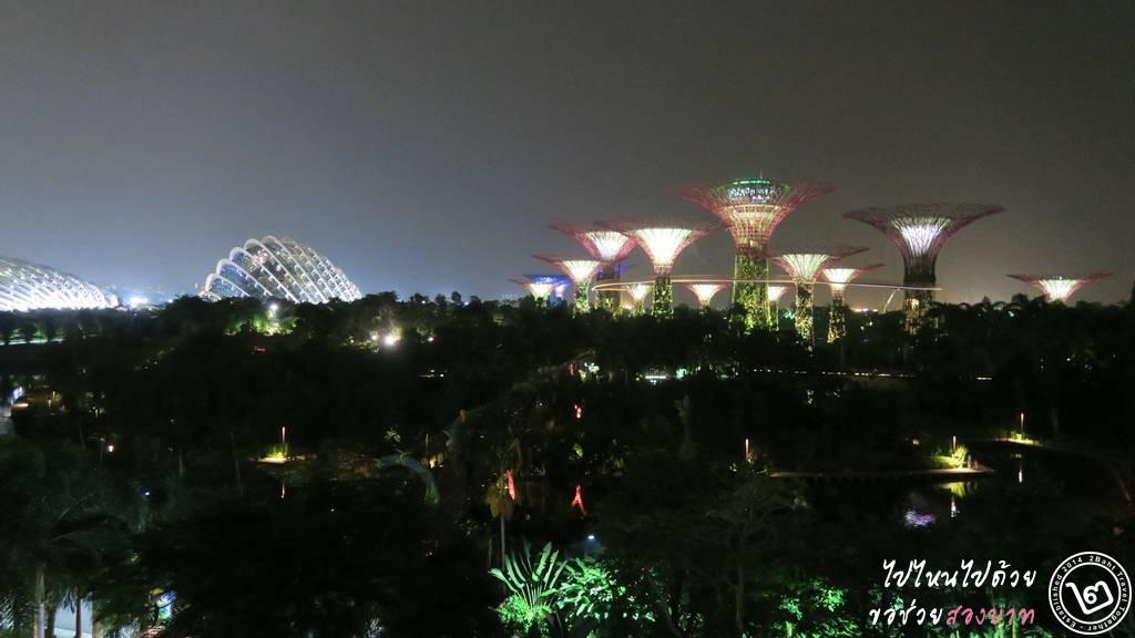 Gardens by the Bay สิงคโปร์