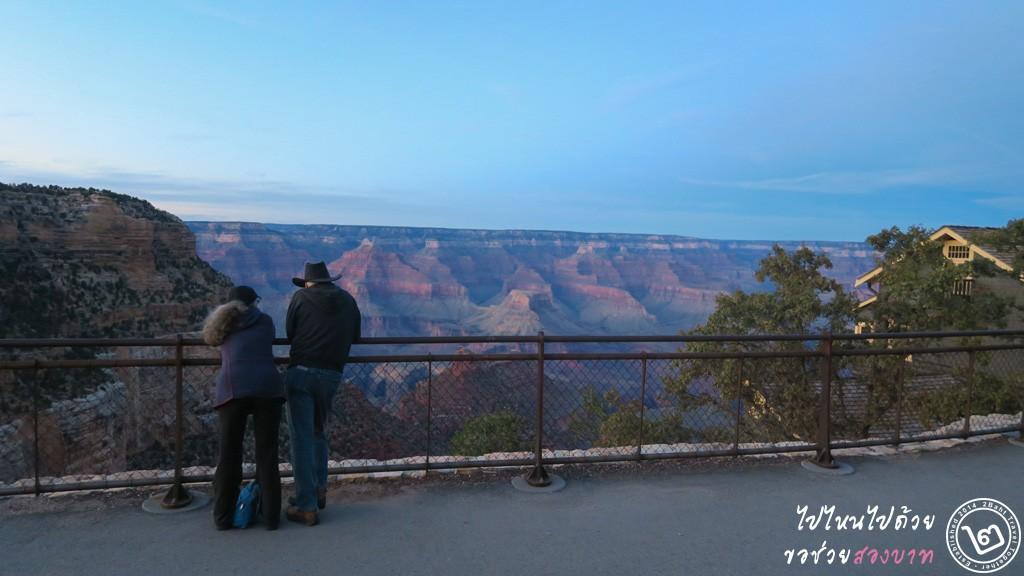 วิว Grand Canyon สุดอลังการ สำหรับคนที่จองที่พักริมหน้าผาได้