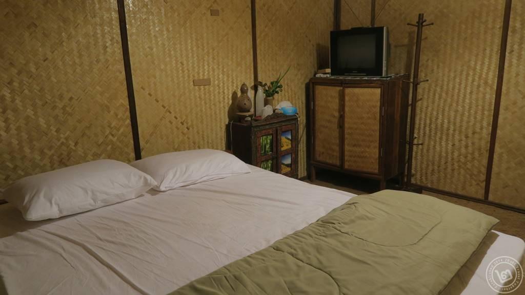 เฮือนอุ้ยเขียวมีควั่น ห้องนอนเล็ก