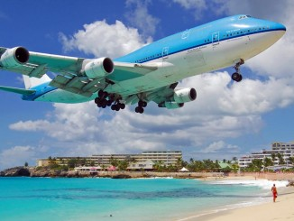 ภาพจากเว็บไซต์ Princess Juliana International Airport