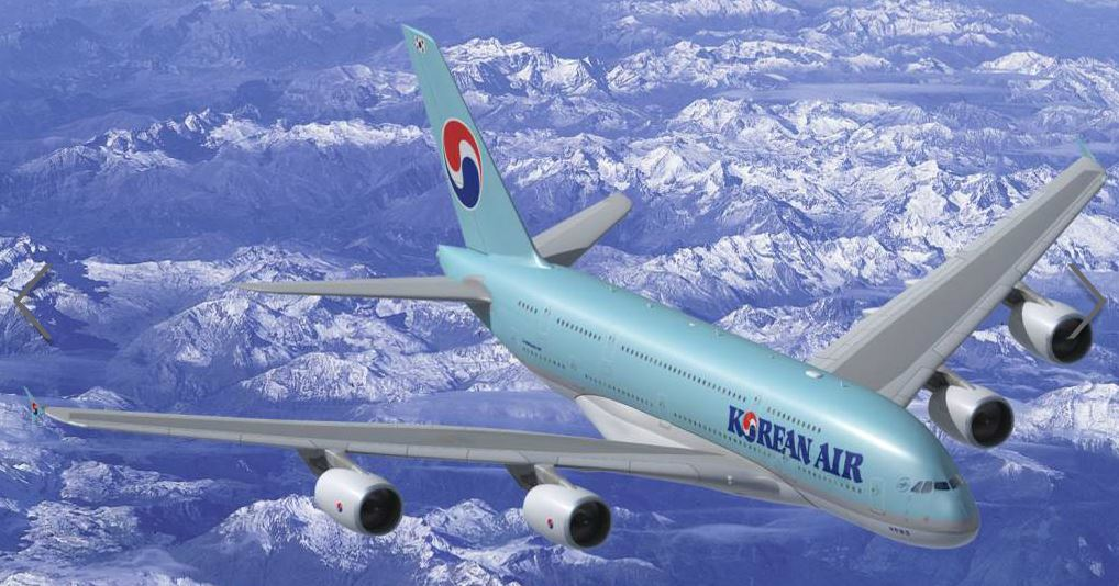 korean-air Airbus a380