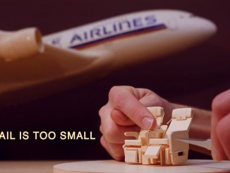 Singapore Airlines - No Detail is Too Small