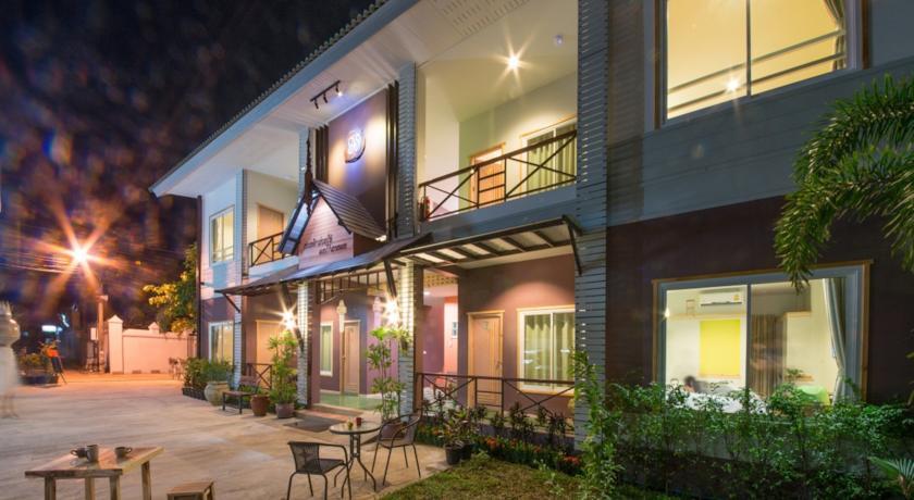 บ้านจารุ (Baan Jaru) ภาพจาก Bookings.com