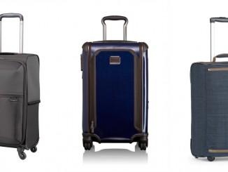 ซื้อกระเป๋าเดินทางแบบไหนดี? แนะนำ 5 ปัจจัยสำหรับเลือกซื้อกระเป๋าเดินทางแบบถือขึ้นเครื่อง (Carry-on bag)