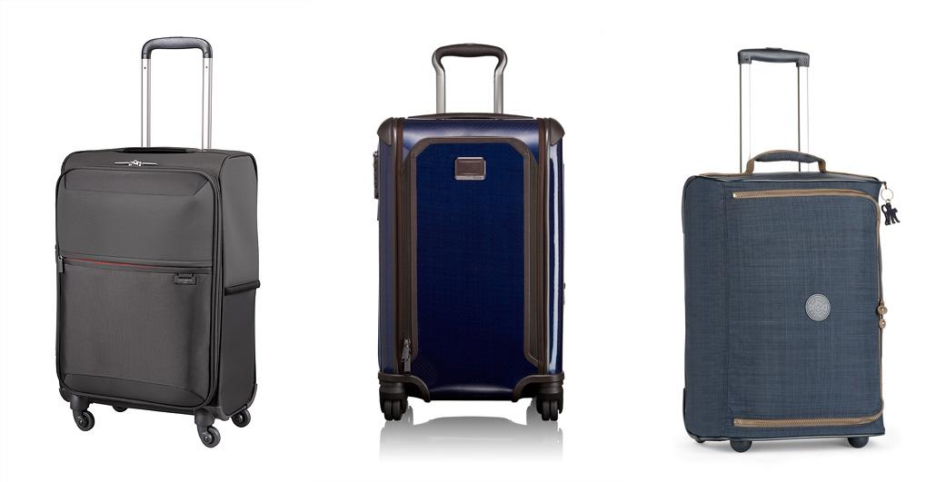 ซื้อกระเป๋าเดินทางแบบไหนดี? แนะนำ 5 ปัจจัยสำหรับเลือกซื้อ 'กระเป๋าเดินทางแบบถือขึ้นเครื่อง' (Carry-on bag)