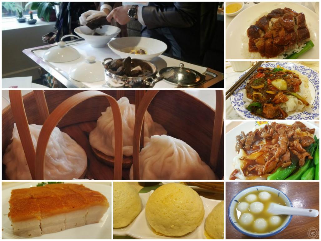 รวมร้านอาหารฮ่องกงมิชลิน