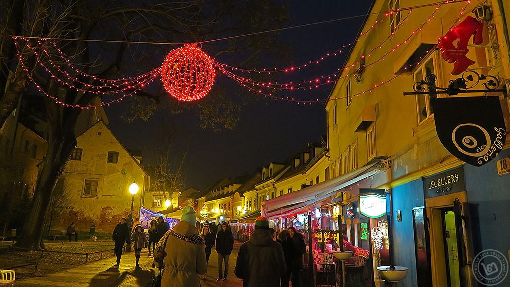 Zagreb Chrismas Market