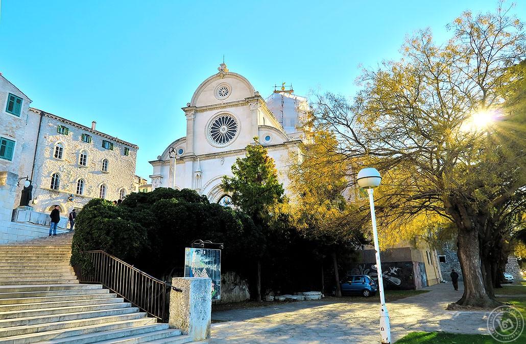 มหาวิหาร St.James แห่งเมือง Sibenik